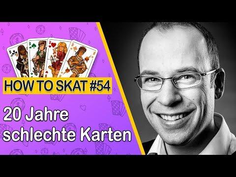 How To Skat #54: 20 Jahre schlechte Karten