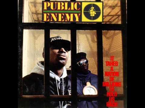 Public Enemy - Louder than a Bomb(no intro)