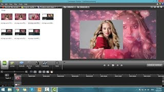 How To Make An Amazing Photo Slideshow Using Camtasia Studio || 😍❤️Must Watch 2017❤️😍