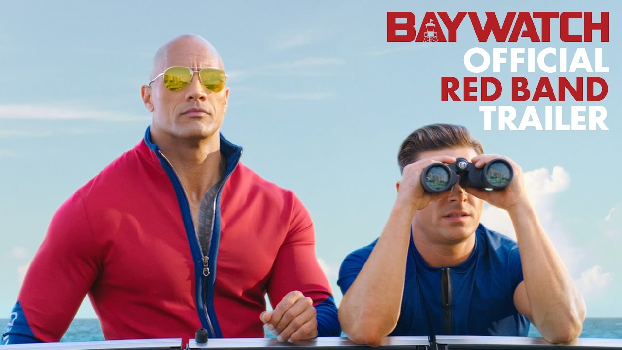 Download Baywatch (2017) - Official Red Band Trailer - Paramount Pictures
