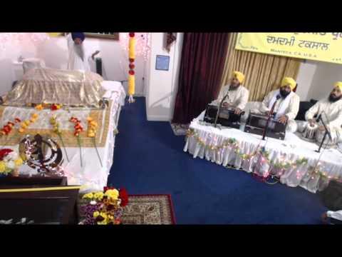 Sahib Samhalih Panth Nihalih Asa Bhi Othai Jana - Ragi Bhai Satvinder Singh Delhi Wale