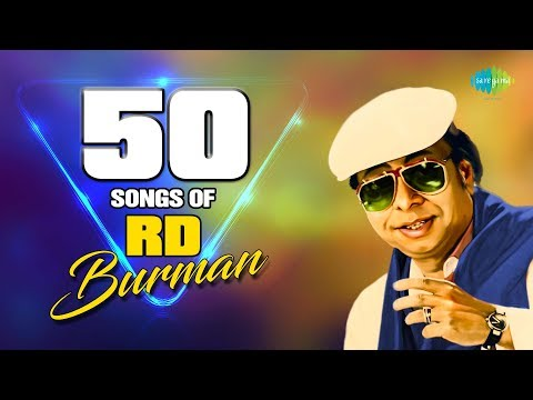 Top 50 Songs of Rahul Dev Burman | টপ ৫০ রাহুল দেব বর্মন  | HD Songs | One Stop Jukebox