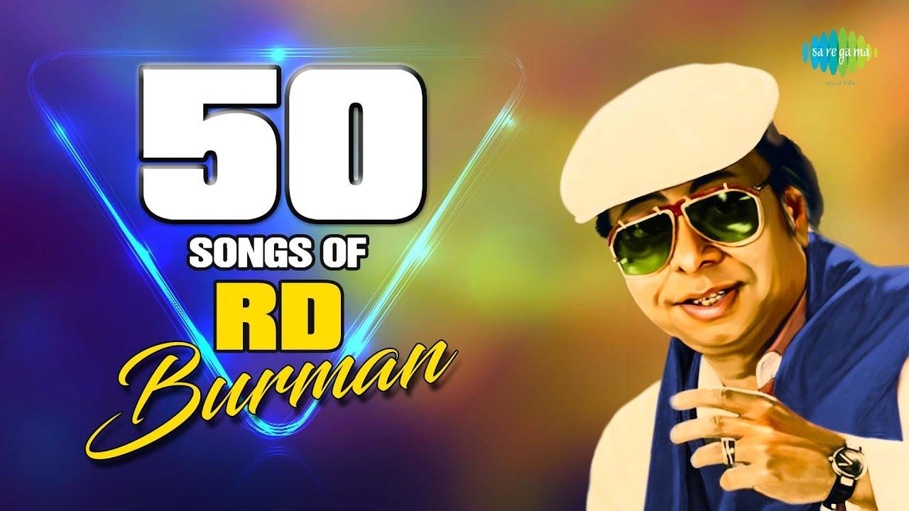 Download Top 50 Songs of Rahul Dev Burman   টপ ৫০ রাহুল দেব বর্মন    HD Songs   One Stop Jukebox