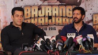 Bajrangi Bhaijaan Success Press Conference | Salman Khan | Kabir Khan | EID 2015