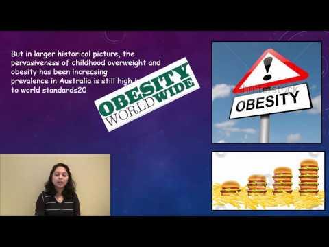 Childhood Obesity in Australia