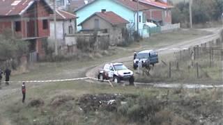 Balkan Marathon Rally 2014 stage 2