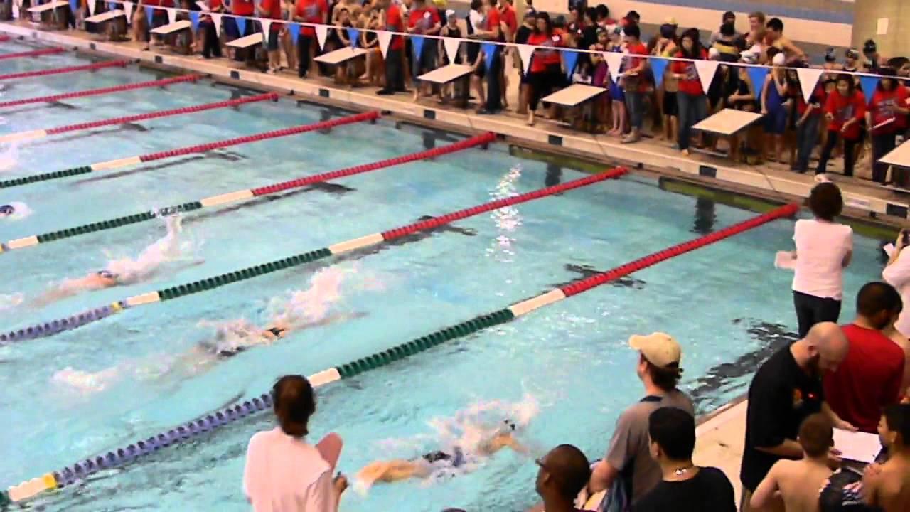 2014 Metro Swimming Junior Olympics 50 Fly 31.05   YouTube