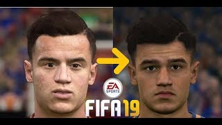 FIFA 19 Beta new faces update