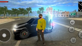 Brasil Tuning 2 - Racing Simulator // Brasil Tuning 2021 Pizza Delivery  Android Gameplay FHD screenshot 2