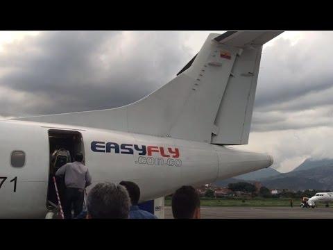 |TRIP REPORT| ATR 42-500 EASYFLY EOH-BGA