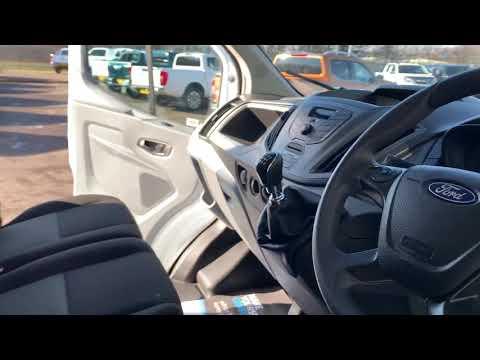 Ford Transit Tdci 130ps 350 L3H3 Lwb High Roof Panel Van