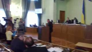 Херсон. Местные коммунисты считают, что в Украине идет гражданская война