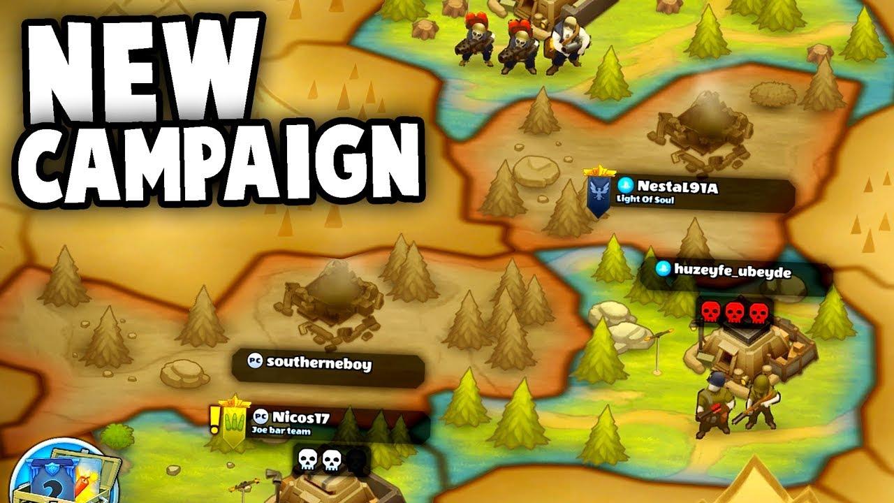 NEW Guns Up CAMPAIGN MODE!  (Guns Up! PC New Update Gameplay)