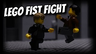 Lego Fist Fight