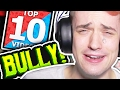 the biggest minecraft bully of all time top 10 videos exposed