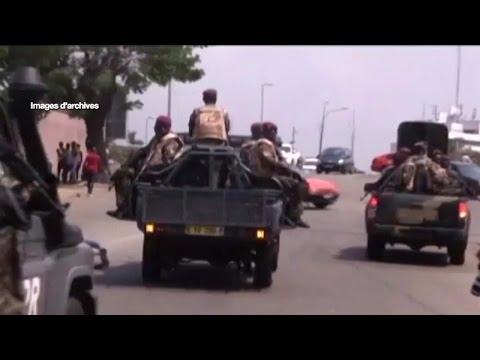 Côte d'ivoire, La mutinerie continue