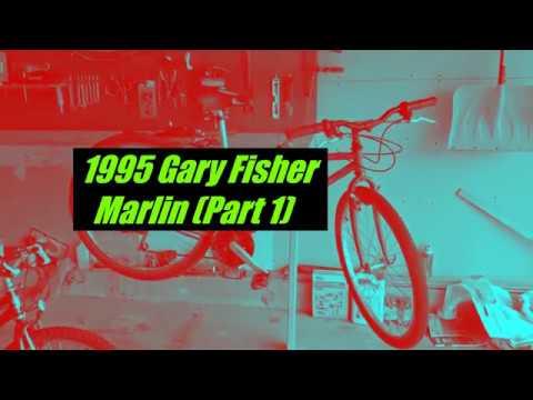 1995 Gary Fisher Marlin