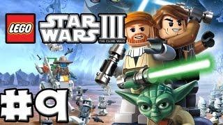 LEGO Star Wars 3 - The Clone Wars - Episode 09 - AMBUSH! (HD)