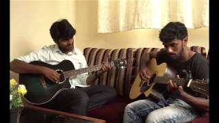 Aashiqui Theme | Tum Hi Ho | Fingerstyle Guitar Duet | Cover | nVolve Music |