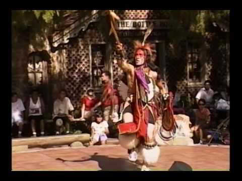 Native American  Traditional War Dance