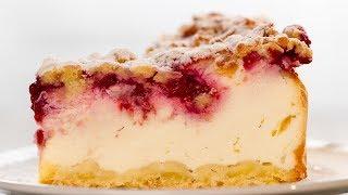 Сметанный пирог - намного нежнее и вкуснее знаменитого чизкейка! | Appetitno.TV