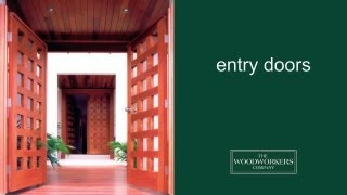 Woodworkers Solid Timber Entry And Pivot Doors