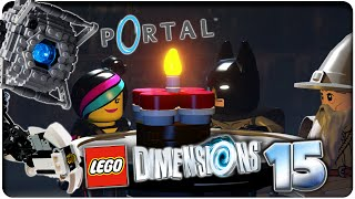 Let's Play LEGO DIMENSIONS Part 15: Is the cake a lie?