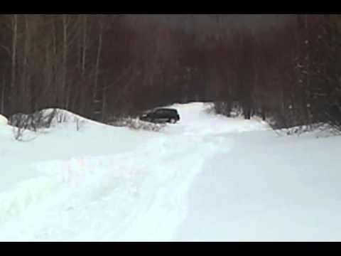 Первый тест-драйв Toyota Vanguard.mp4