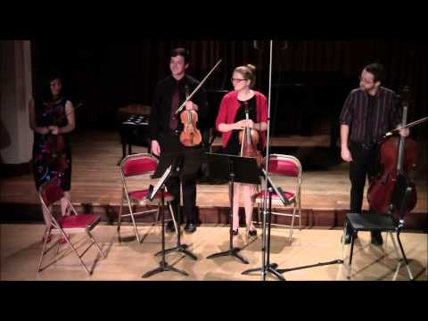 SIU graduate chamber music recital