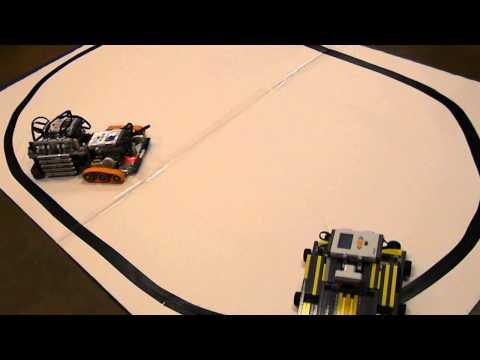 Storm System Sumo Bots Sci-Tech Center