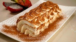 Cream Cheese Roll Cake