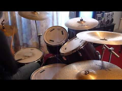 Drum Cover- Walkie Talkie Man - Steriogram