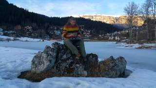 Swiss COD - Frozen lake. Chakra Overtone Drum