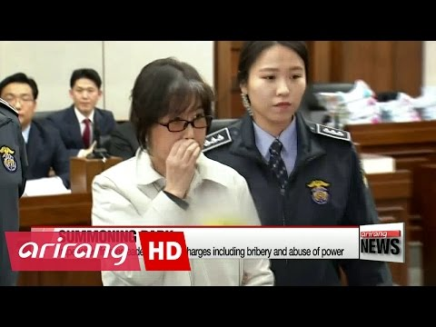 Prosecutors summon Park Geun-hye for questioning on March 21