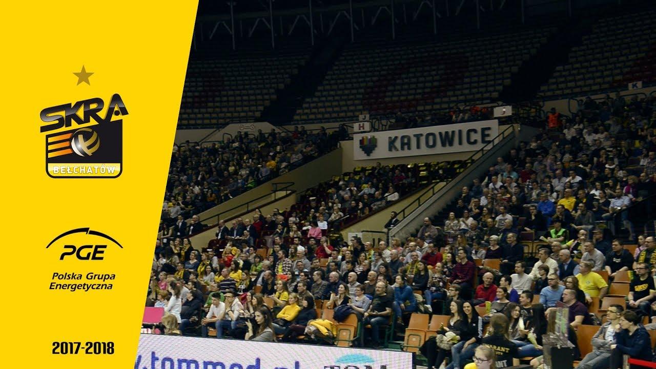 GKS Katowice – PGE Skra 0:3 | Przetarcie przed Lube