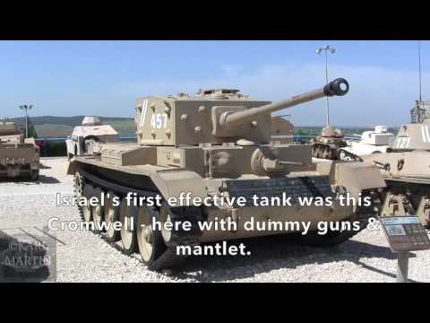 Israel's Amazing Tank Museum (Part 1)
