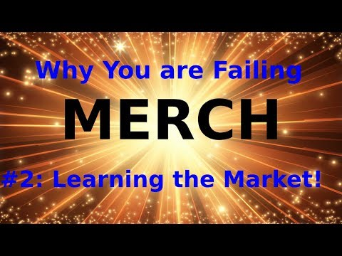 What You Are Doing Wrong  At MERCHING #2