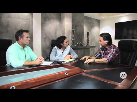 Nómada Presenta   Entrevista a Alfonso Portillo