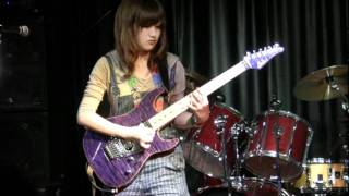 Download Miki Kato - Fuzz Universe(Paul Gilbert) - Live 2011- MP3 song and Music Video