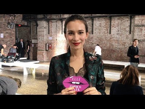 紐約時裝周直擊!Celina Jade分享她的穿衣之道