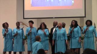 1380. United Voices of New England- The Old Rugged Cross