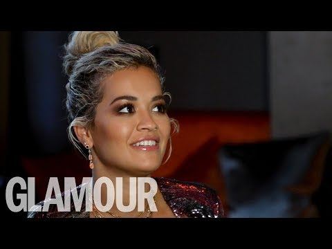 Rita Ora On Her Emotional Journey From Refugee To Pop Star | GLAMOUR UNFILTERED