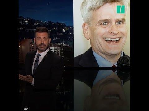 Jimmy Kimmel Calls Out GOP Sen. Bill Cassidy For Health Care Lie