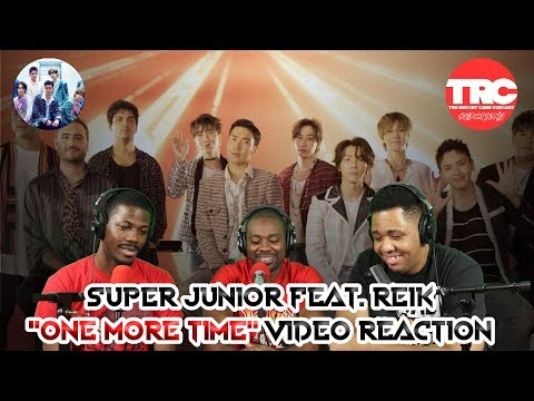 """Super Junior Feat. Reik """"One More Time"""" Music Video Reaction"""