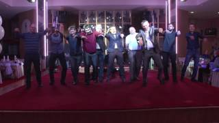 Страшные танцы апокалипсис)