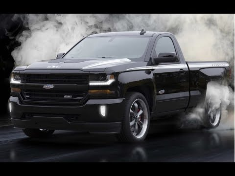 2018 Yenko Silverado hauls in an 800 HP V-8 - YouTube