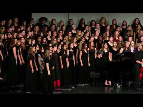 Turn the World Around | arr. Larry Farrow | 2017 Northeast KMEA High School Choir