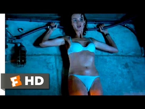 Deep Blue Sea - Shocking the Shark Scene (9/10) | Movieclips