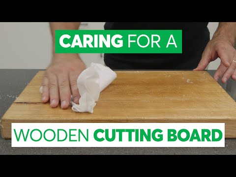 Cleaning and Caring for a Wooden Cutting Board | Consumer Reports