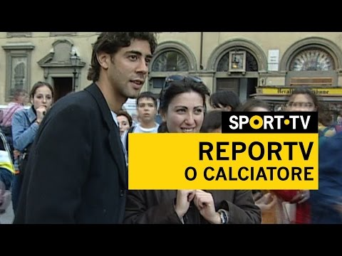 Reportv - 'O Calciatore' | SPORT TV